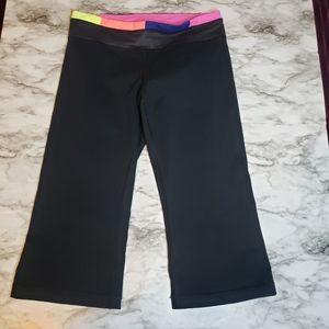 Under Armour Medium capri length stretch pants